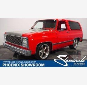 1979 Chevrolet Blazer for sale 101442431
