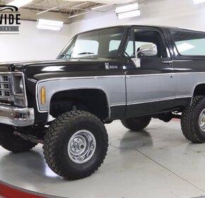1979 Chevrolet Blazer for sale 101448701