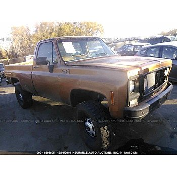1979 Chevrolet C/K Truck for sale 101015039