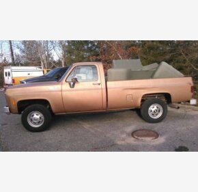 1979 Chevrolet C/K Truck for sale 101223479