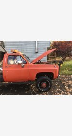 1979 Chevrolet C/K Truck Custom Deluxe for sale 101232254
