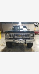 1979 Chevrolet C/K Truck for sale 101308025