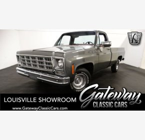 1979 Chevrolet C/K Truck Custom Deluxe for sale 101322729
