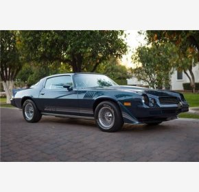 1979 Chevrolet Camaro for sale 100866945