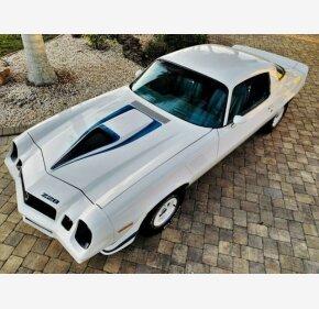 1979 Chevrolet Camaro for sale 101268490