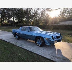 1979 Chevrolet Camaro for sale 101281472