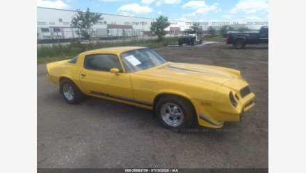 1979 Chevrolet Camaro for sale 101349735