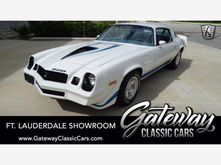 1979 Chevrolet Camaro Z28 for sale 101465391