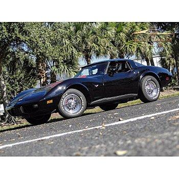 1979 Chevrolet Corvette for sale 101412637