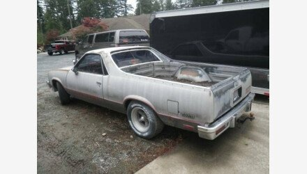 1979 Chevrolet El Camino for sale 100961839