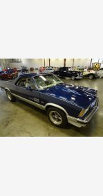 1979 Chevrolet El Camino for sale 101055178