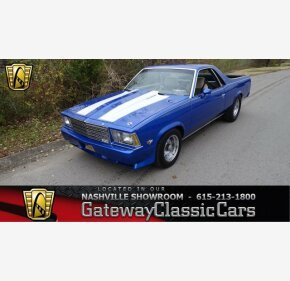 1979 Chevrolet El Camino for sale 101067317