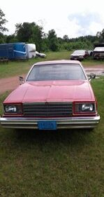 1979 Chevrolet El Camino for sale 101307236