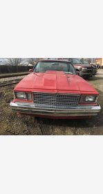 1979 Chevrolet El Camino for sale 101315874