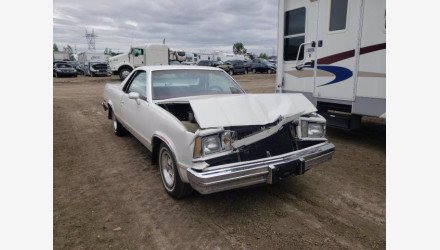 1979 Chevrolet El Camino for sale 101384283