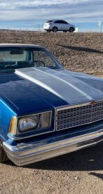 1979 Chevrolet El Camino for sale 101465946
