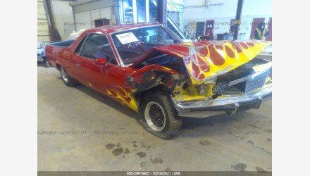 1979 Chevrolet El Camino for sale 101474295
