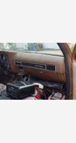 1979 Chevrolet Other Chevrolet Models for sale 101005316