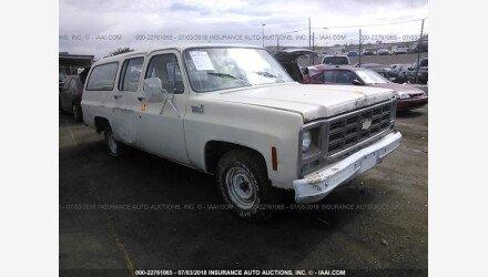 1979 Chevrolet Suburban for sale 101015045