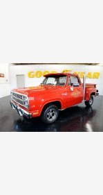 1979 Dodge D/W Truck for sale 101267844