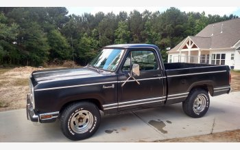 1979 Dodge D/W Truck 2WD Regular Cab D-150 for sale 101335144