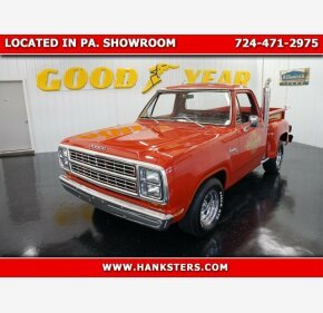 1979 Dodge Li'l Red Express for sale 101245745