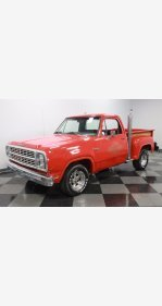 1979 Dodge Li'l Red Express for sale 101383265