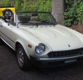 1979 FIAT 2000 Spider for sale 100981059