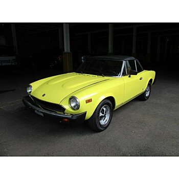 1979 FIAT Spider for sale 101144576