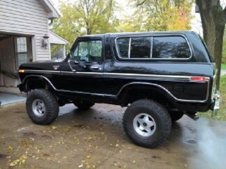 1979 Ford Bronco Car For Sale In Grosse Ile Michigan 48138