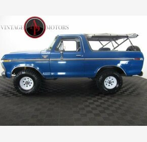 1979 Ford Bronco for sale 101104534