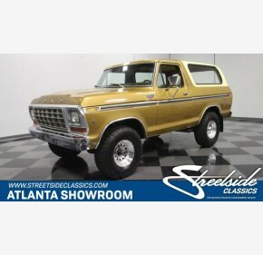 1979 Ford Bronco for sale 101117248