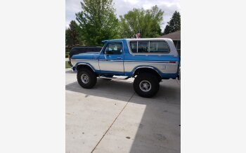 1979 Ford Bronco XLT for sale 101222461