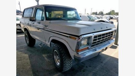 1979 Ford Bronco for sale 101271908