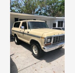 1979 Ford Bronco for sale 101391763