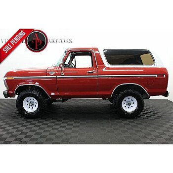 1979 Ford Bronco for sale 101399860