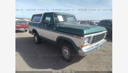 1979 Ford Bronco for sale 101409393