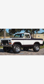 1979 Ford Bronco for sale 101487045