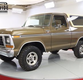1979 Ford Bronco for sale 101491369