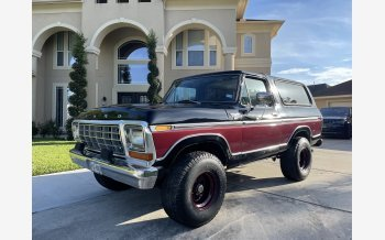 1979 Ford Bronco XLT for sale 101616684