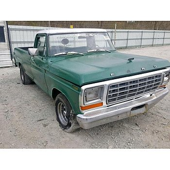 1979 Ford F100 for sale 101119474