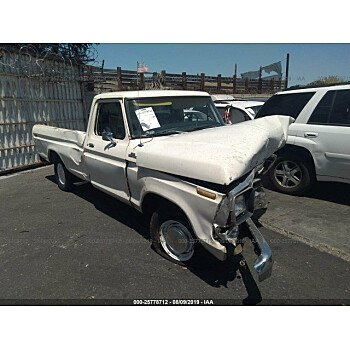 1979 Ford F100 for sale 101189380