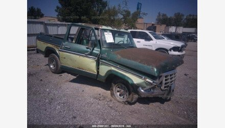 1979 Ford F100 for sale 101204400