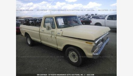 1979 Ford F150 for sale 101016142