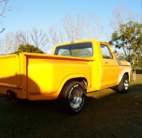 1979 Ford F150 2WD Regular Cab for sale 101083731