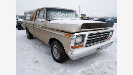 1979 Ford F150 for sale 101284129
