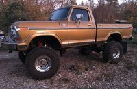 1979 Ford F150 4x4 Regular Cab for sale 101292205