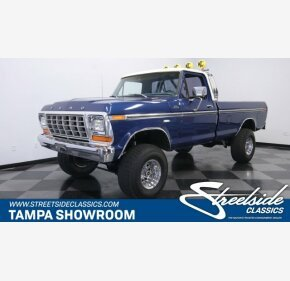 1979 Ford F150 for sale 101304576