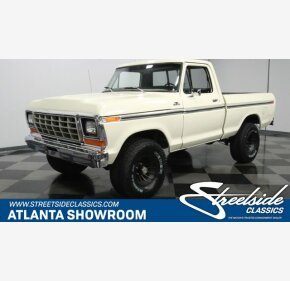 1979 Ford F150 for sale 101358806