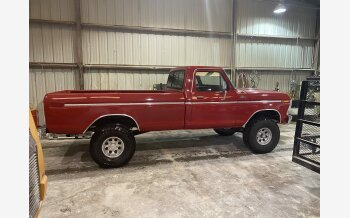 1979 Ford F150 4x4 Regular Cab for sale 101382382